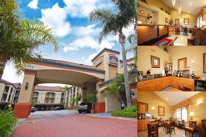 Best Western Redondo Beach Galleria Inn photo collage