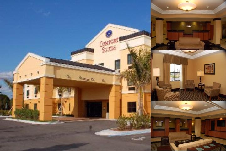 Comfort Suites Vero Beach photo collage