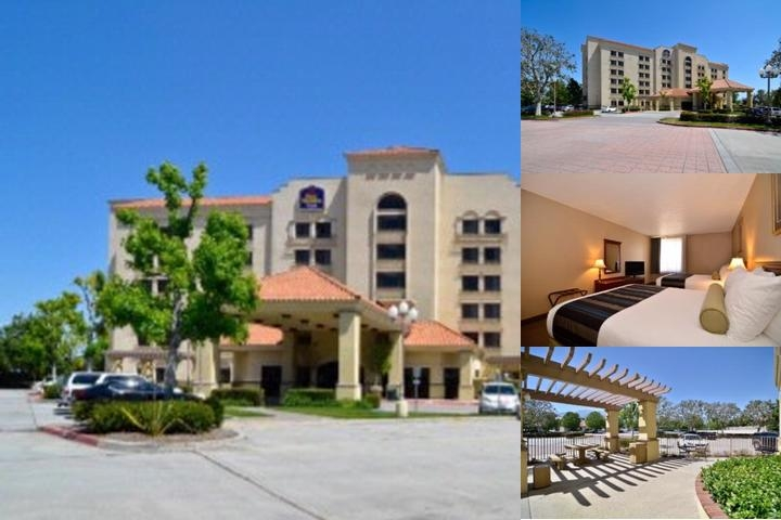 Best Western Plus Heritage Inn Rancho Cucamonga / Ontario photo collage