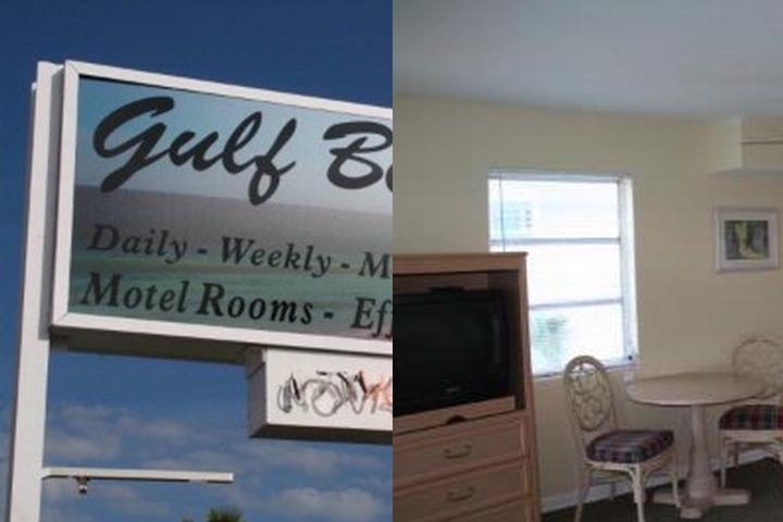 Gulf Beach Inn photo collage