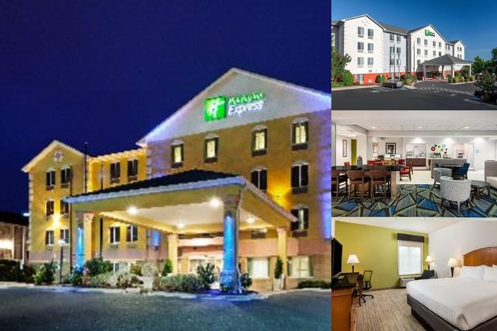 Holiday Inn Express Gastonia photo collage