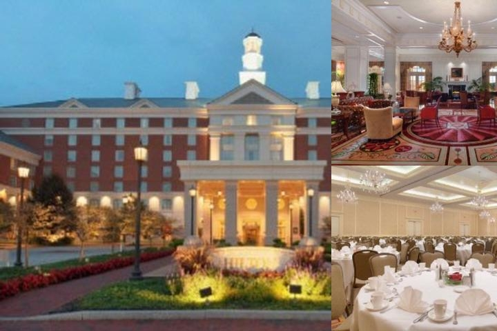 Hilton Columbus at Easton photo collage