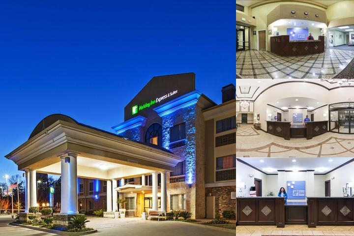 Holiday Inn Express Suites Henderson Photo Collage