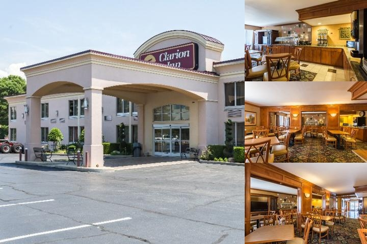 Clarion Inn & Summit Center photo collage