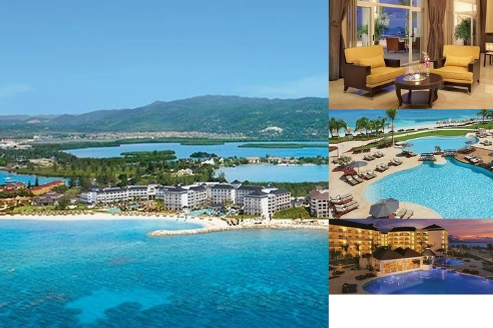 Secrets St. James Montego Bay Luxury All Inclusive photo collage