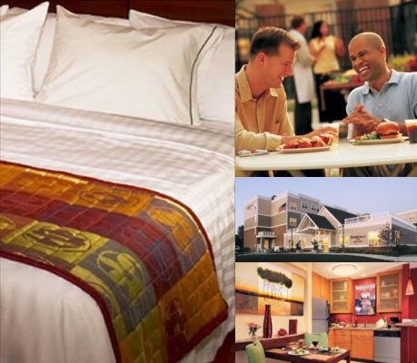 Residence Inn Newport / Middletown photo collage