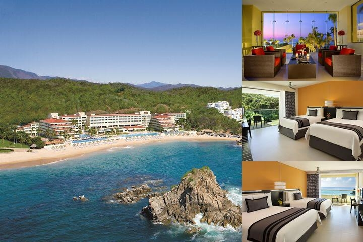 Dreams Huatulco Resort & Spa All Inclusive photo collage