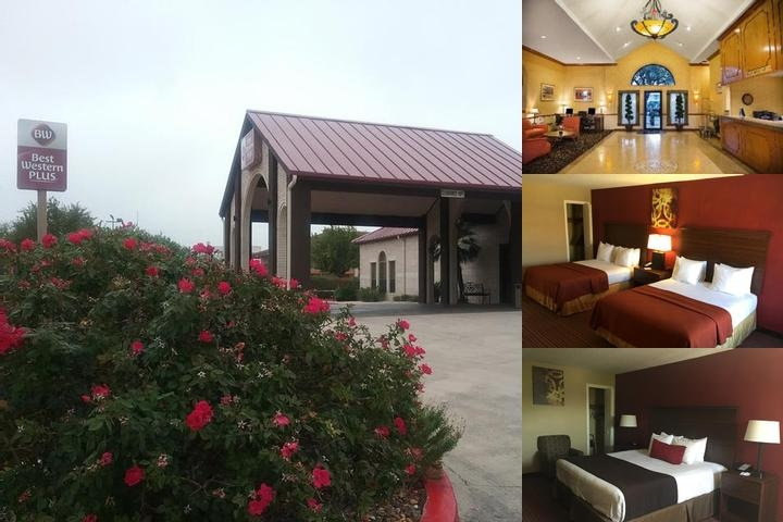 Best Western Six Flags / Medical Center photo collage