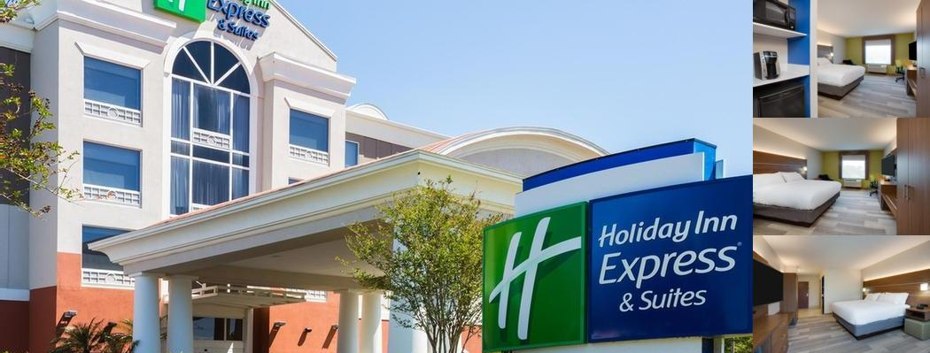 Holiday Inn Express & Suites Tampa Fairgrounds photo collage