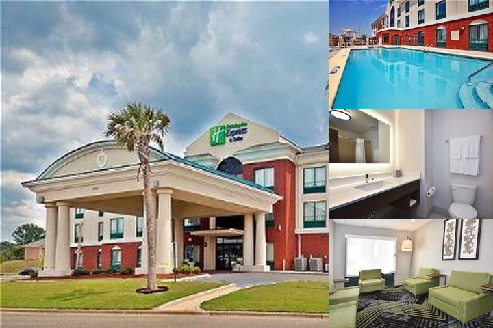 Holiday Inn Express of Selma Al photo collage