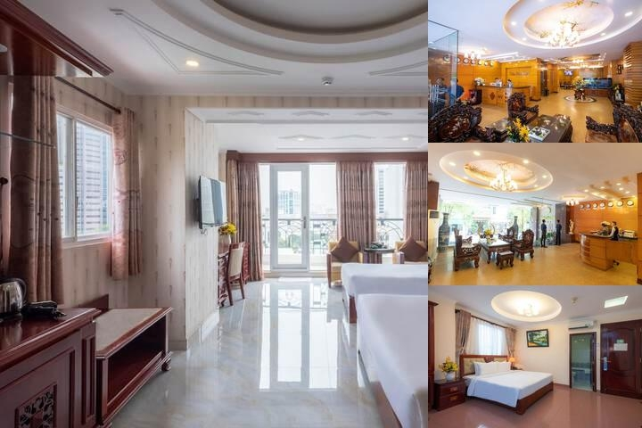 Thien Xuan Hotel photo collage