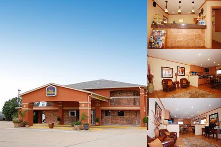 Best Western Rockdale Inn photo collage