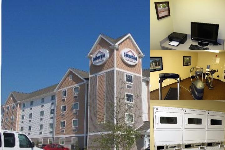 Suburban Extended Stay Hotel Camp Lejeune photo collage