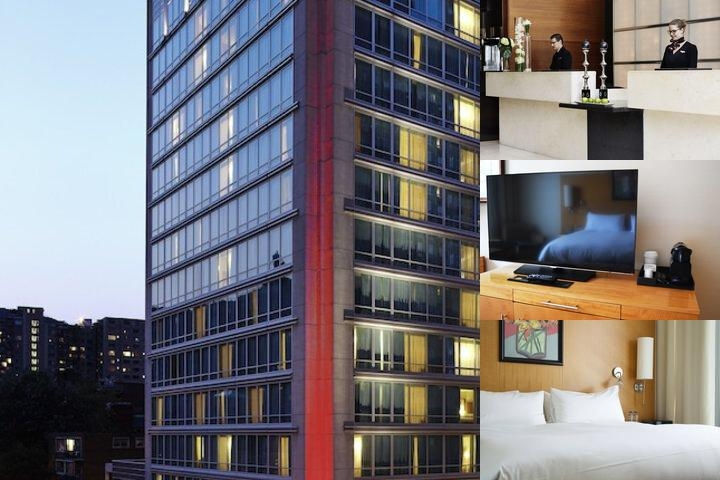 Sofitel Montreal Golden Mile photo collage