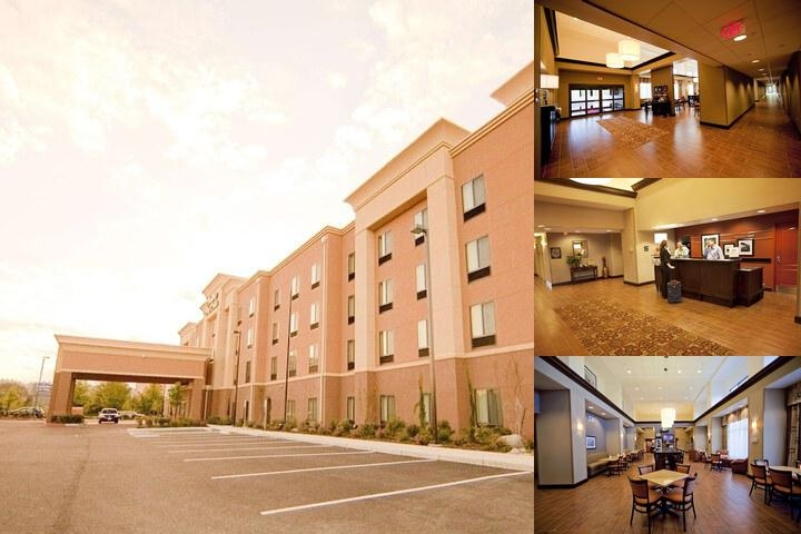 Hampton Inn & Suites by Hilton Seattle / Kent photo collage