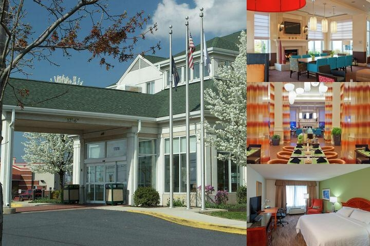 Hilton Garden Inn Allentown Bethlehem Airport photo collage