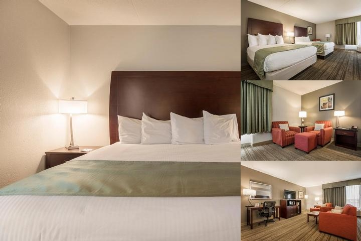Best Western Ashbury Inn photo collage
