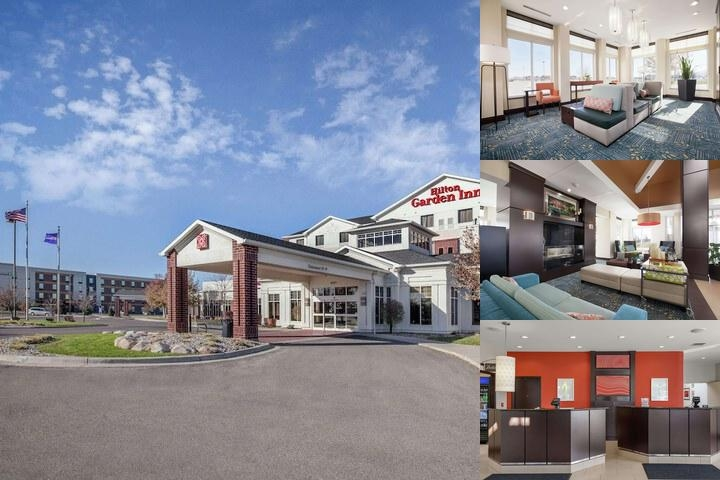 Hilton Garden Inn Fargo photo collage