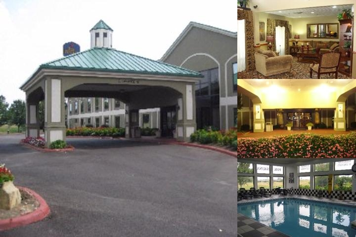 Best Western Suites photo collage