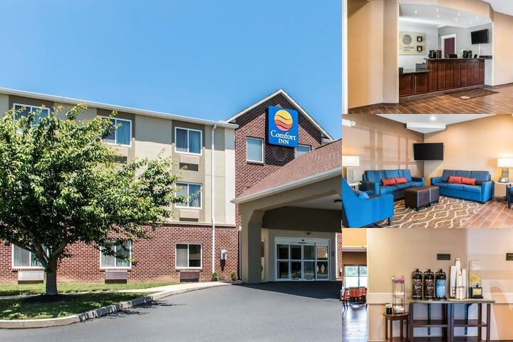 Comfort Inn Lancaster County photo collage