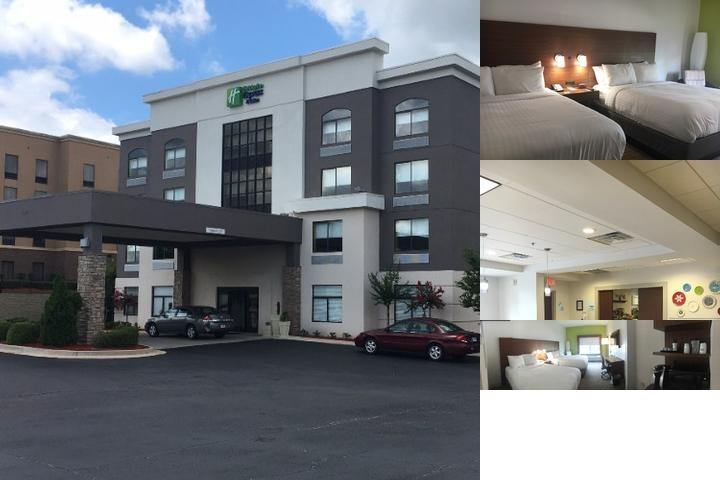 Holiday Inn Gordon Highway photo collage