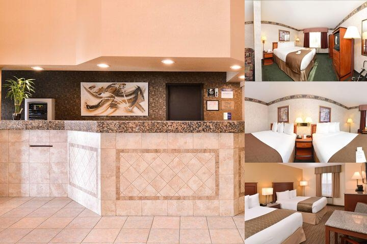 Best Western Executive Inn & Suites photo collage