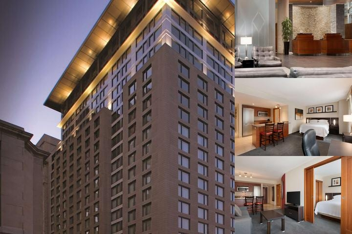 Embassy Suites Montreal by Hilton photo collage
