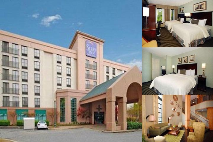 Sleep Inn at Court Square photo collage