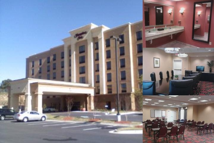 Hampton Inn Covington photo collage