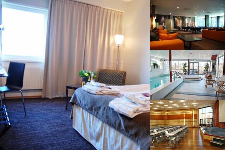 Quality Hotel Nacka photo collage