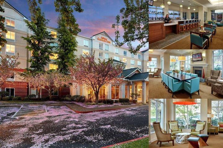 Hilton Garden Inn Portland Lake Oswego photo collage
