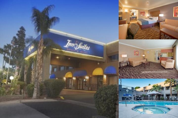 Hotel Tempe / Phoenix Airport Innsuites at the Mall photo collage