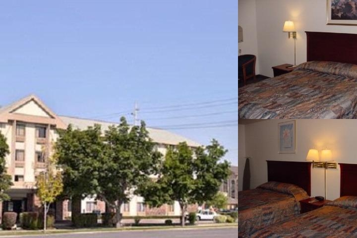 Downtown Rodeway Inn photo collage