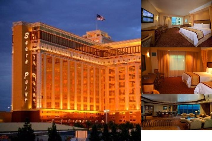 South Point Hotel & Spa photo collage