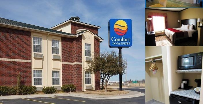 Comfort Inn & Suites Lubbock photo collage