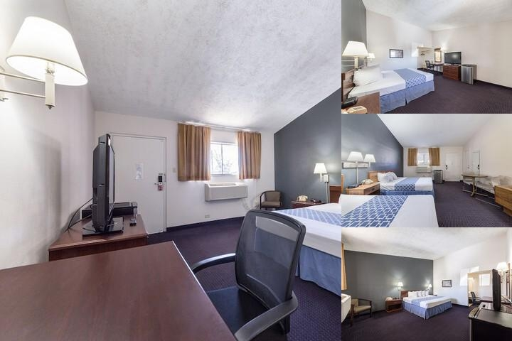 Econo Lodge & Conference Center photo collage