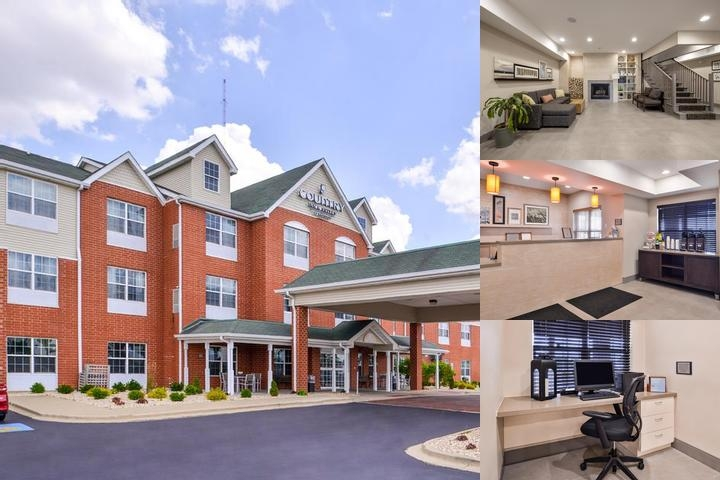 Country Inn & Suites Tinley Park photo collage