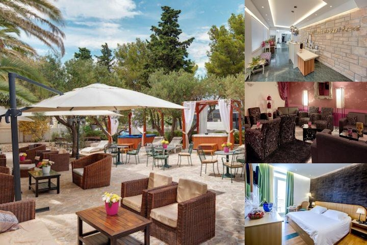 Hotel Villa Adriatica photo collage