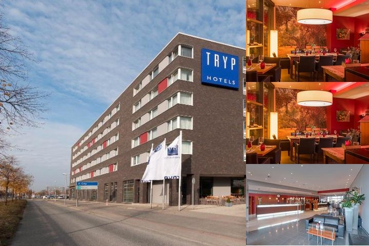 Tryp Wolfsburg Hotel photo collage