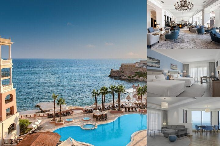 The Westin Dragonara Resort Malta photo collage