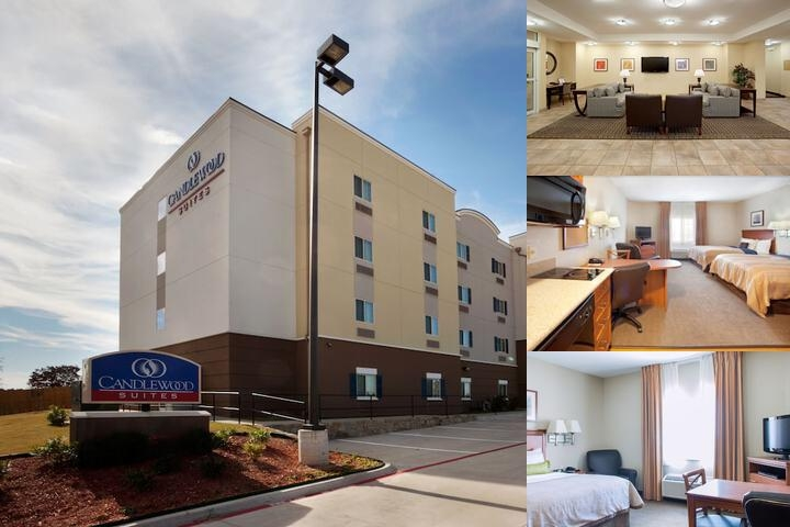 Candlewood Suites Weatherford photo collage