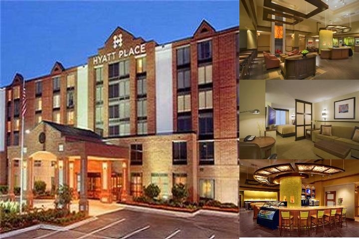 Hyatt Place Greensboro photo collage