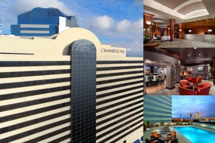 Omni Jacksonville Hotel photo collage