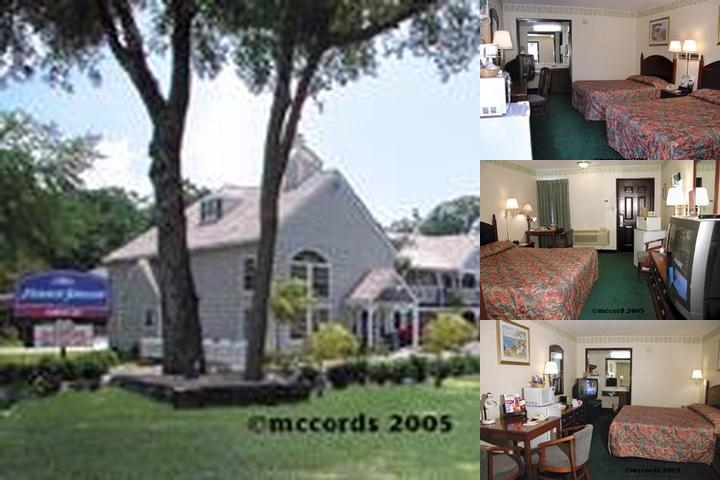 Howard Johnson Express Inn Gainesville Fl Us photo collage