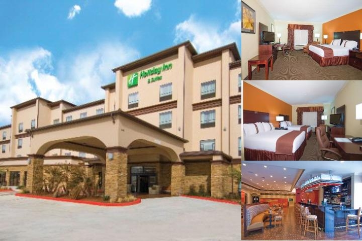 Holiday Inn & Suites Lake Charles photo collage