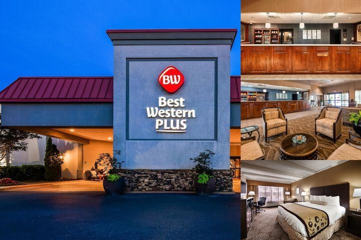 Best Western Plus Madison Huntsville Hotel photo collage