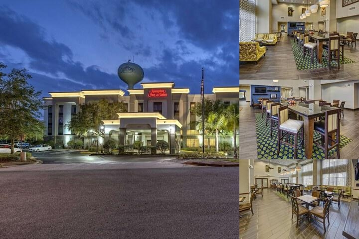 Hampton Inn & Suites Clermont photo collage
