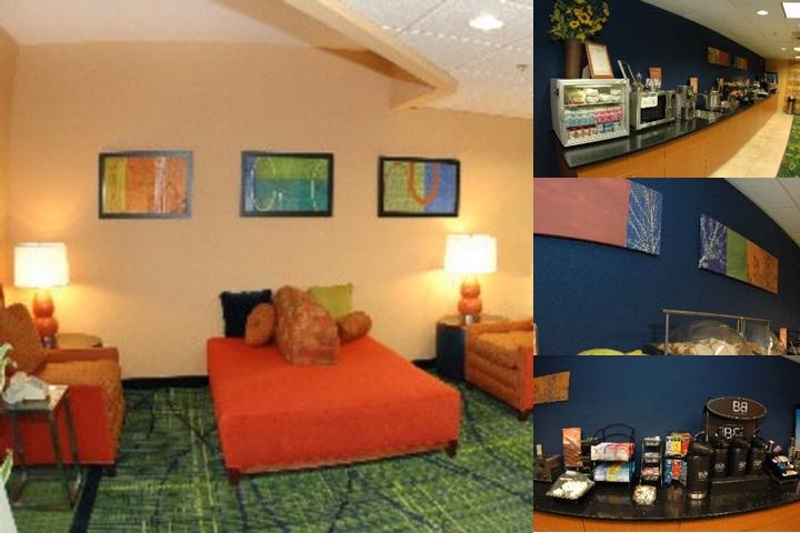 Fairfield Inn East Lansing photo collage