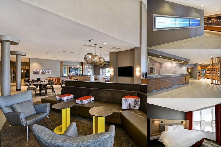 Cambria Suites Indianapolis Airport photo collage