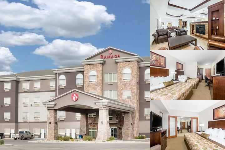 Ramada Olds photo collage